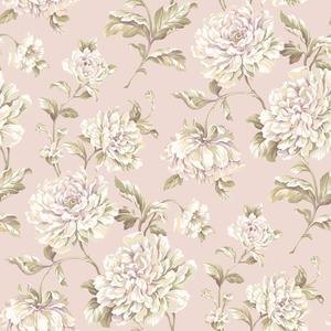 Painterly Floral Wallpaper EL3900