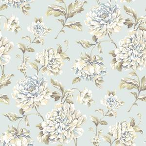 Painterly Floral Wallpaper EL3901