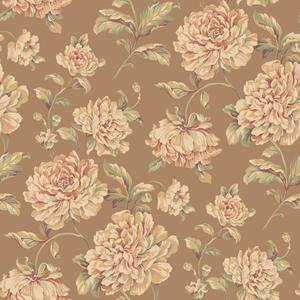 Painterly Floral Wallpaper EL3904