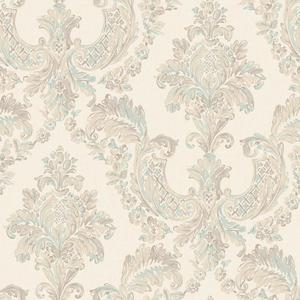 Gilded Damask Wallpaper EL3941