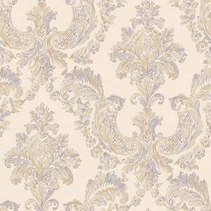 Gilded Damask Wallpaper EL3943