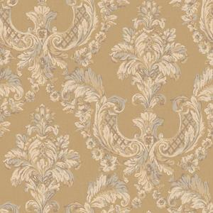 Gilded Damask Wallpaper EL3945