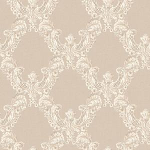 2 Color Trellis Wallpaper EL3948