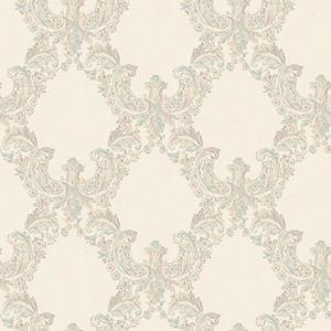 2 Color Trellis Wallpaper EL3949