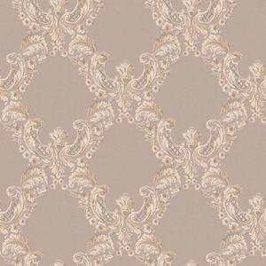 2 Color Trellis Wallpaper EL3950