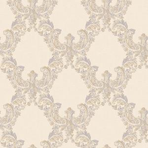 2 Color Trellis Wallpaper EL3951