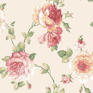 Lg Rose Vine Wallpaper EL3980
