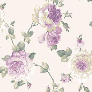 Lg Rose Vine Wallpaper EL3981
