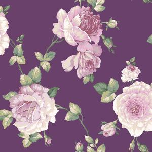 Lg Rose Vine Wallpaper EL3982