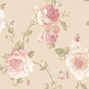 Lg Rose Vine Wallpaper EL3985