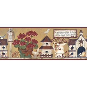 Inspirational Garden Border BG1604BD