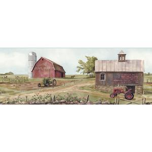 Tractor/Barn Border BG1635BD