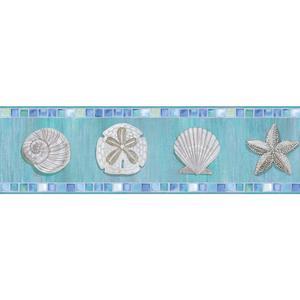 Ocean Mosaic Border BG1645BD