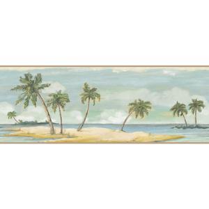 Tranquil Islands Border BG1657BD