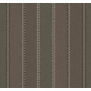 Woven Stripe Wallpaper LL4751