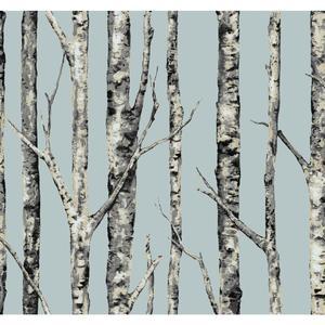The Birches Wallpaper LL4756