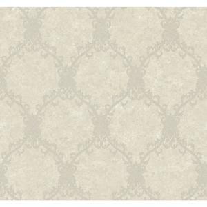 Glendale Trellis Wallpaper CC9581