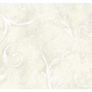 Athena Scroll Wallpaper CC9597