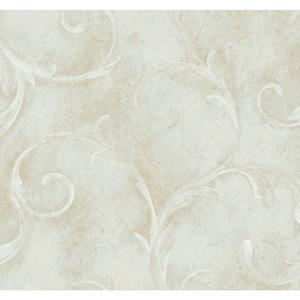 Athena Scroll Wallpaper CC9598