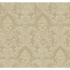 Grey Garden Wallpaper CC9520