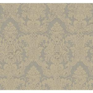 Grey Garden Wallpaper CC9516