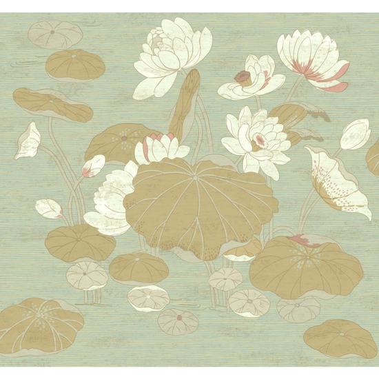 Lotus Wallpaper CC9590