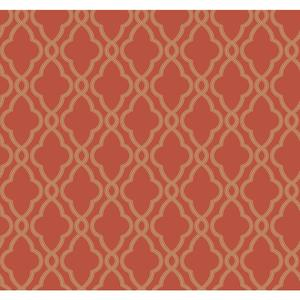 Waverly Classics Hampton Trellis Wallpaper WA7707