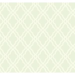 Waverly Classics Hampton Trellis Wallpaper WA7708
