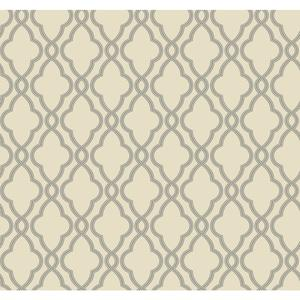 Waverly Classics Hampton Trellis Wallpaper WA7709