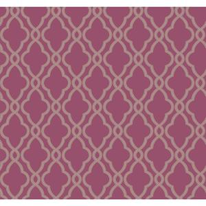 Waverly Classics Hampton Trellis Wallpaper WA7710