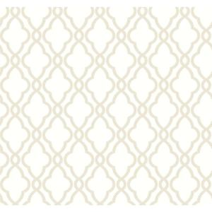 Waverly Classics Hampton Trellis Wallpaper WA7711