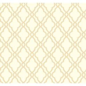 Waverly Classics Hampton Trellis Wallpaper WA7713