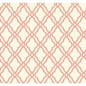 Waverly Classics Hampton Trellis Wallpaper WA7715