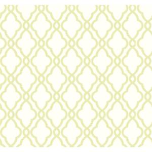 Waverly Classics Hampton Trellis Wallpaper WA7717