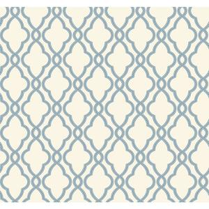 Waverly Classics Hampton Trellis Wallpaper WA7706