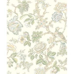 Waverly Classics Casa Blanca Rose Wallpaper WA7737