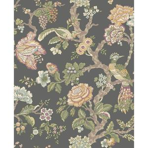 Waverly Classics Casa Blanca Rose Wallpaper WA7738