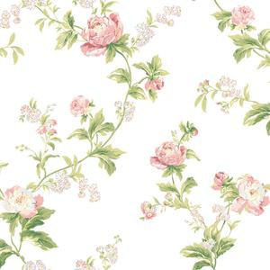 Waverly Classics Forever Yours Trail Wallpaper WA7753