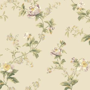 Waverly Classics Forever Yours Trail Wallpaper WA7756