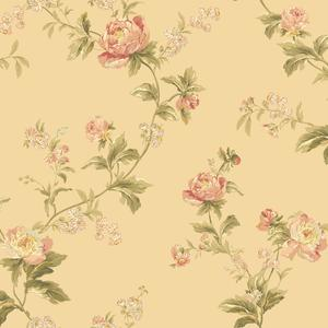 Waverly Classics Forever Yours Trail Wallpaper WA7757