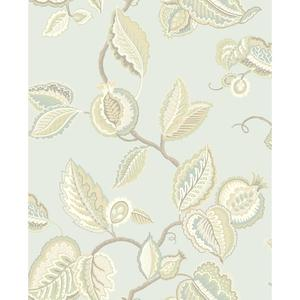 Waverly Classics Fantasy Fleur Wallpaper WA7761