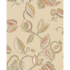Waverly Classics Fantasy Fleur Wallpaper WA7762