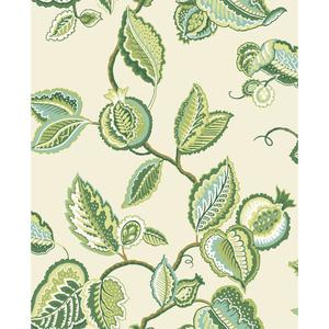 Waverly Classics Fantasy Fleur Wallpaper WA7764