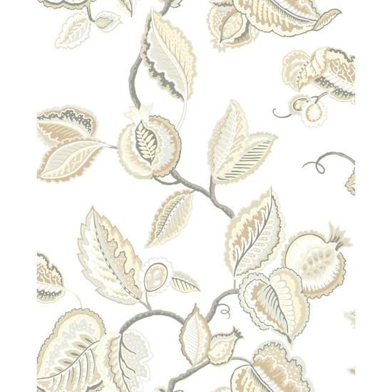 Waverly Classics Fantasy Fleur Wallpaper WA7765