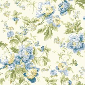Waverly Classics Forever Yours Wallpaper WA7803