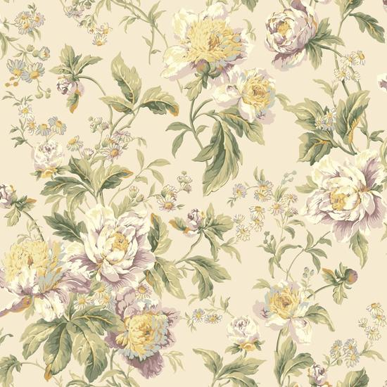 Waverly Classics Forever Yours Wallpaper WA7807
