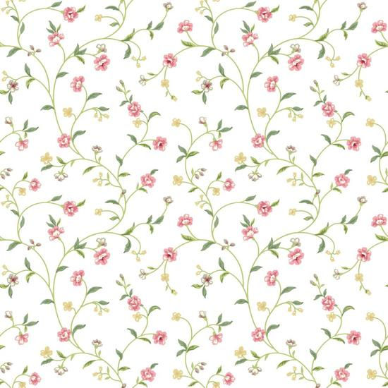 Waverly Cottage Bellisima Vine Wallpaper ER8188
