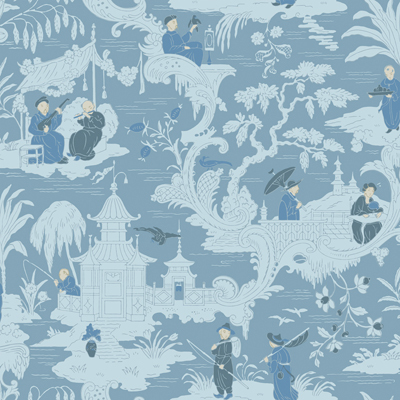 Chinese Toile 100/8038