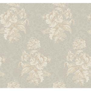 Damask Bouquet Wallpaper PL4625