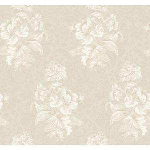 Damask Bouquet Wallpaper PL4626